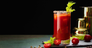 Glas bloody mary