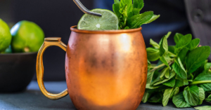 Glas Moscow Mule